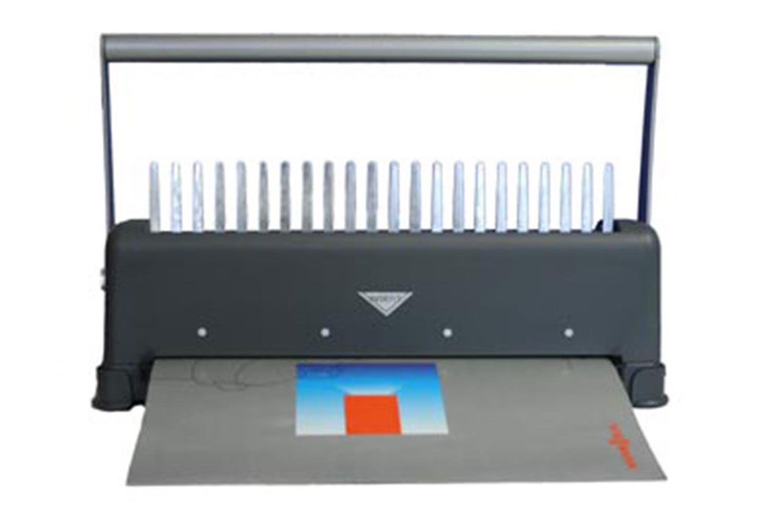 Profi-Bindemaschine SMARTMASTER PLUS bis 450 Blatt inkl. 155 tlg. Starterset