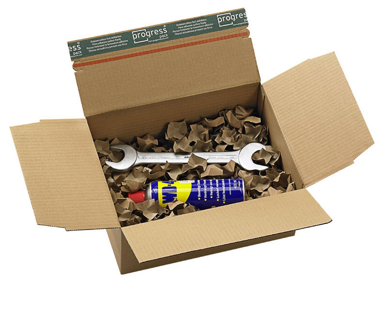 Papier-Verpackungschips Polster- und Papierchips, 100% recycling, 240 Liter