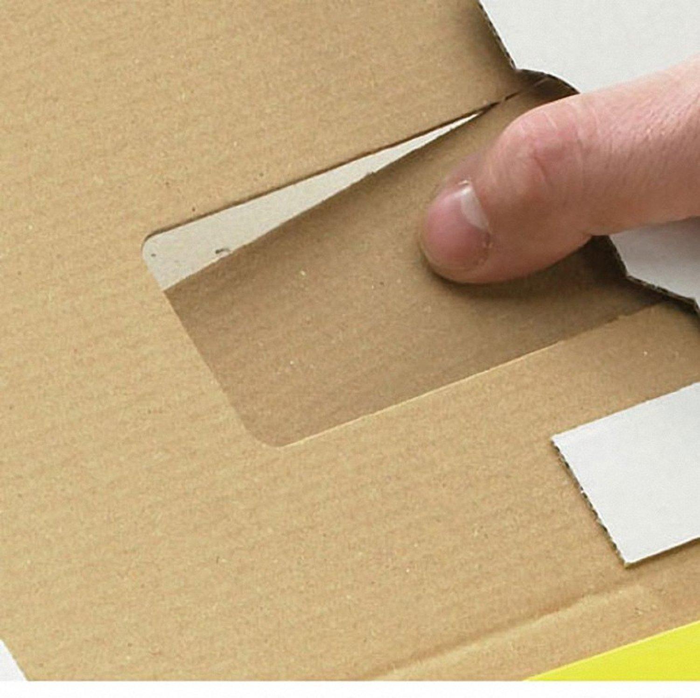 CD/DVD/BLURAY Mailer, DIN lang, für  Disks in DVD-BOX,  mit / ohne Sichtfenster