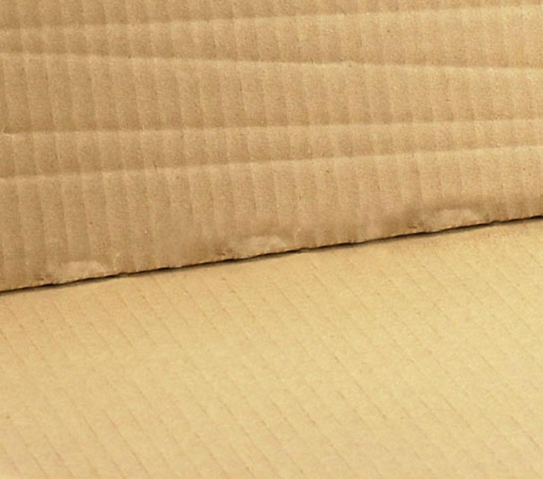 Ordnerverpackung A4 zum Wickeln für Rückenbreite bis 80mmn 320x290x -80 mm  weiß