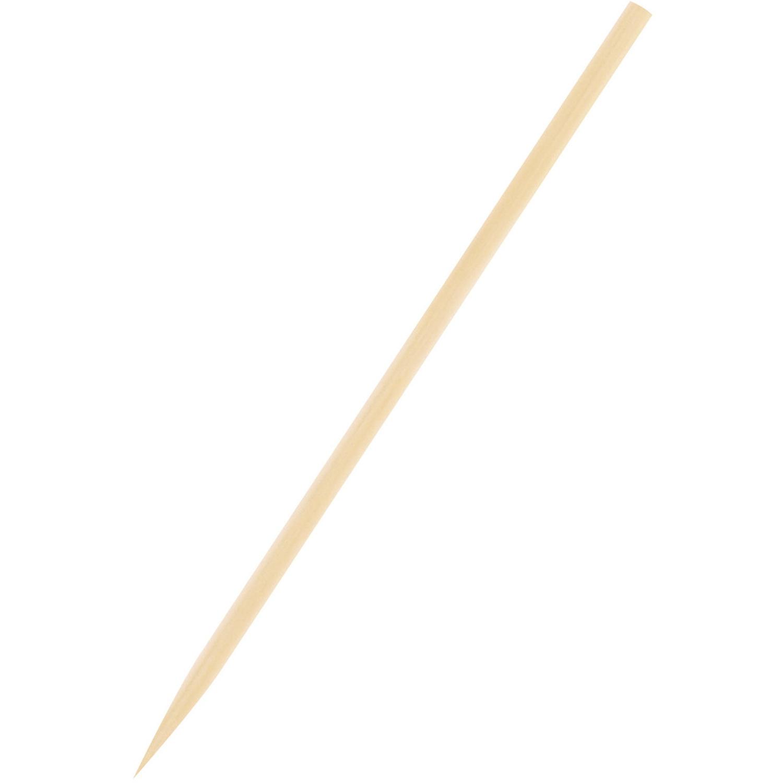 Bambus Schaschlikstäbe Bambusspieße robust splitterfrei 40 cm, 100 Stk.