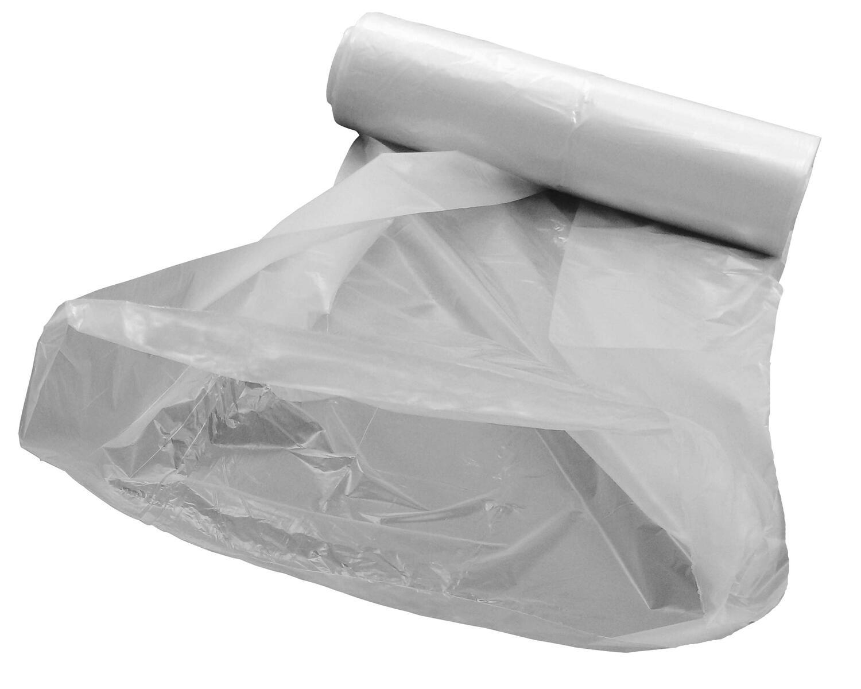 Universal-Flachbeutel transparent, gerollt, 25 x 40 cm , 50 Stk.