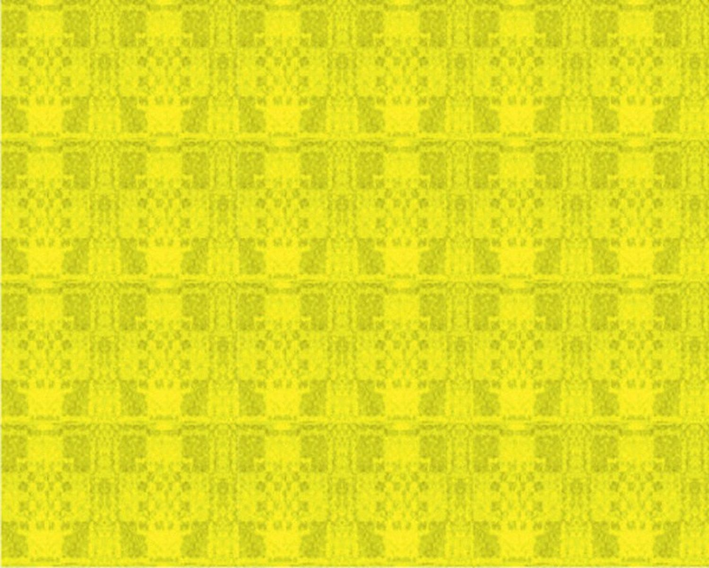 Damasttischset Platzset aus Papier, 30 x 40 cm, gelb, 100 Stk.