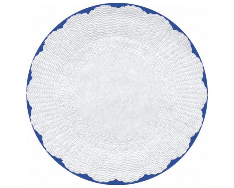 Plattenpapiere, rund, weiß, Ø 21 cm, 500 Stk.
