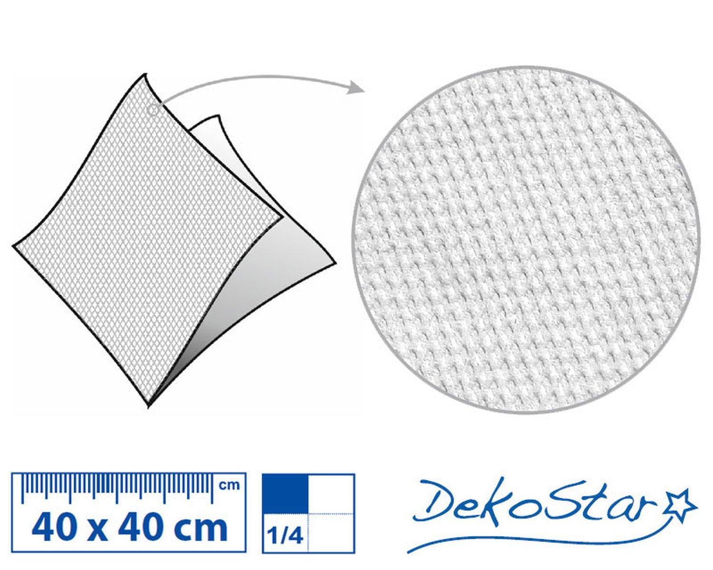 Servietten DekoStar 40 x 40 cm, bordeaux, 40 Stk.