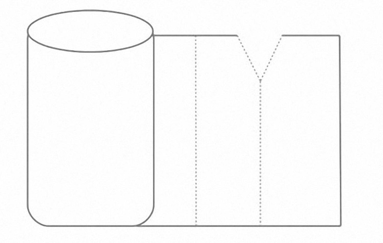 1-PACK BubbleStar Luftpolsterfolie 100cm x 100m, perforiert alle 50 cm
