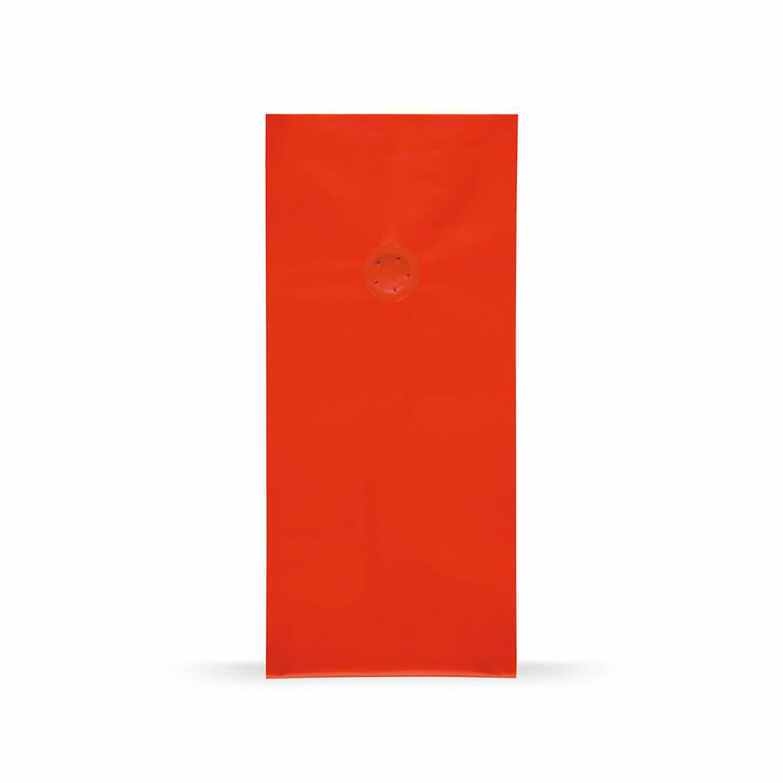 Quad Bags 140x100x375 mm mit Aromaschutzventil, 1000g, rot, 500 Stk.