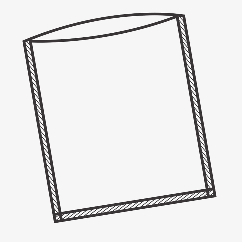 ALUFIX Siegelrandbeutel Vakuumbeutel 350 x 500mm 90my transparent 100 Stk.