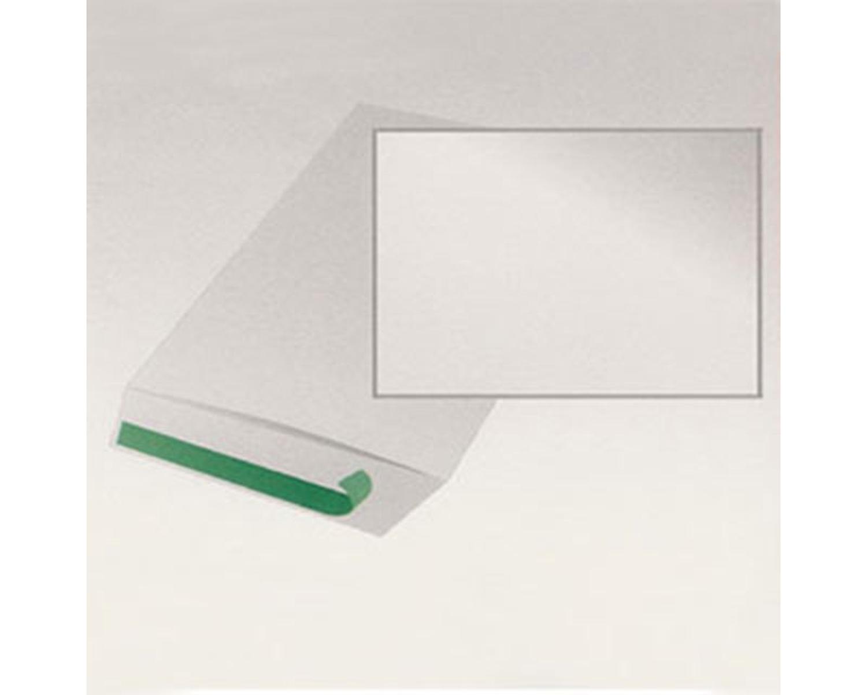 Versandtasche C5 229x162mm, 90gr, HK OF, weiß, 100 Stk.