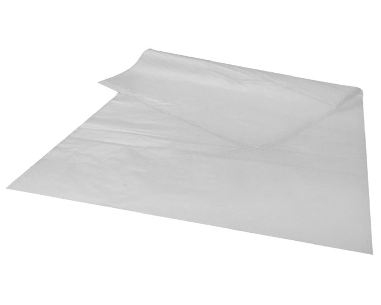 Zuschnitte HDPE transparent milchig, geblockt, 400 x 500 mm, 2000 Stk.