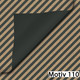 Geschenkpapier Exclusiv DUO zweiseitig beidseitig  100 cm x 200 m | Motiv 110
