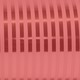 Geschenkpapier Prestige metallisiert 100 cm x 100 m | Motiv GP45 rosa gestreift