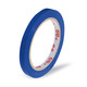 Klebeband Markierungsband Beutelverschluss PVC, 66m x 9mm,  blau